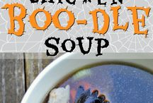 Spooky Halloween Dishes!