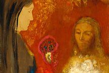 Odilon Redon / French symbolist painter (1840-1916)