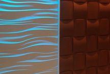 3 D wall decor
