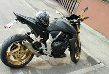 Honda CB 1000R / Immagini moto