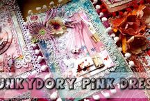 Hunkydory book of Chic cards