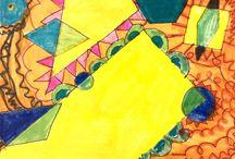 3rd Grade Analogous Colors