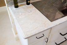 Dolce Vita Quartzite Kitchen / Dolce Vita Quartzite Kitchen