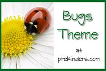 Theme- Bugs / by Cindy Turner