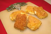 MOZZARELLA STICKS  gluten free / This is one of those appetizers I missed so much during my early gluten free years...Kitchen Wisdom Gluten Free Recipe  http://kitchenwisdomglutenfree.com/2014/02/21/mozzarella-sticks-gluten-free-forget-what-you-know-about-wheatc-2014/