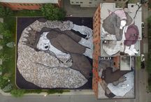 Urban Art / Urban revitalization through street art
