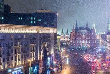 Moscow / Lovely city