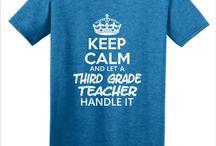 School t-shirt ideas / by Jessica Harris