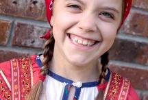 Nemzetek, arcok - a világ gyermekei