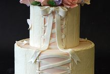 Bridal Shower Cakes / by Hamley Bake Shoppe