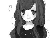 Manga Black & White