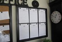 office ideas / by Kelly Friedrichsen