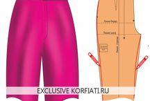 устранение дефектов в одежде