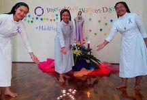 Hermanas del Buen Pastor / Acá se encuentran las noticias sobre las actividades de las Hermanas del Buen Pastor en la Provincia Bolivia/Chile