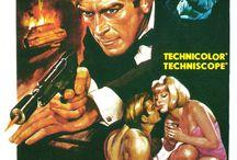 Cop/Spy Movies
