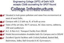 MERI, A Top Ranking Engineering College (SFTI) of Delhi NCR