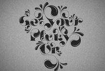 Typography / by Alan Key