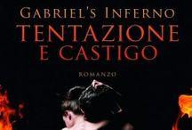 Gabriel's inferno, romanzo