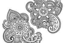 Art - Line Drawings