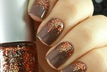 Holiday Beauty / Hair and Nail ideas for the #Holidays #Christmas, #Thanksgiving, #NYE