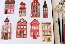 cute buildings