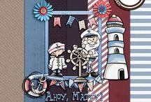 Ahoy, Matey!- -MiniO Kit