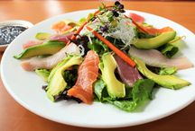 Yummy dishes at Restaurants in SoCal
