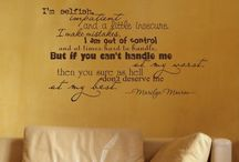 Quotes / by Meredith Henley