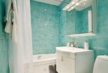 Home - Bathrooms / by Manon van den Arend