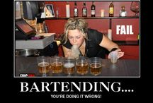The Life Of A Bartender