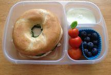 Homemade lunch packs