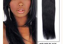 Hair Weft/Weave