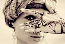 Henna Tattoos - Mehendi