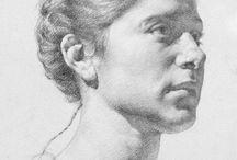 drawing -  portrait