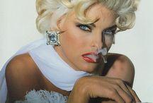 Linda Evangelista [Model]