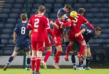 Albion Rovers 10 Dec 2016 / Pictures from the SPFL League One game between Queen's Park and Albion Rovers. Match played at Hampden Park on Saturday 10 December 2016. Queen's Park won the game 2-1.