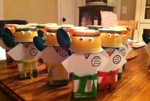 Ninjago Party! / Did this for my son's 6th b'day... success! / by Diana Bean