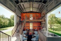 Tiny/Shipping Container Homes