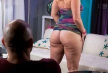 Bootylicious / big booty / by Daniella English