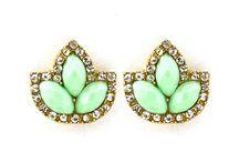 earrings!! / by Anna Kelsoe
