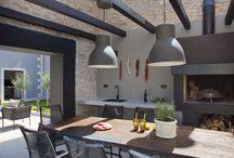 Cozinhas ao ar livre