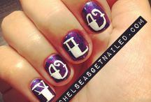 Nails / by Lada Mallada