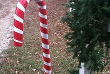 Christmas yard decor / by Nancy Melton
