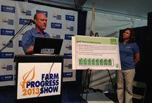 2013 Farm Progress Show / Brownfield Ag News photos from the 2013 Farm Progress Show