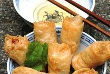 menu asiatique