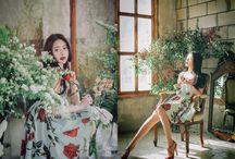 韓国美女モデル
