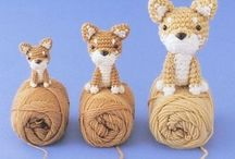 Crochet Amigurumi/Toys / Crochet patterns / by Jane Redican