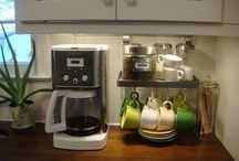 Countertop Coffee station