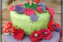 Gâteaux - Laisse Luciefer / Gâteau 3 D, cake design, pâte à sucre avec des tutos photos étape par étape