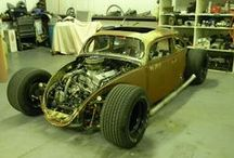 beetle rat rod